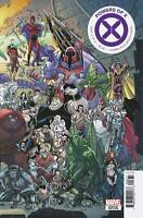 Powers of X #6 Garron Connecting Marvel Comic 1st Print 2019 unread NM