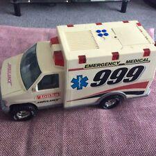 Tonka  Ambulance 999. (1985)? Siren. Sound