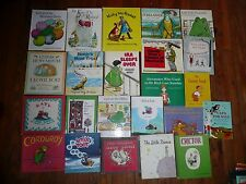 VTG Lot of 33 CLASSIC CHILDREN PICTURE BOOKS Alexander CORDUROY Lyle KATY Numero