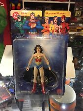 2004 Dc Direct Justice League Of America Series 1: Wonder Woman Action Figure