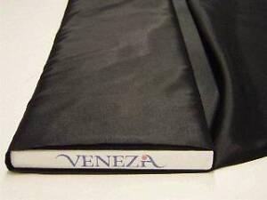 Venezia Futterstoff 140cm breit  große Farbauswahl