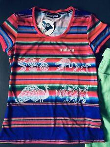Maloja Tshirt Radtrikot Mountainbike Trikot Mexico