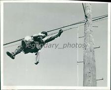 1941 Old Switchboard Television Utah Original News Service Photo