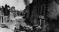 7x5 Gloss Photo ww526 Normandy English Channel Coutances 1944 17