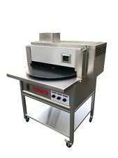"""TORTILLA PITTA BREAD MAKING MACHINE/ OVEN AUTOMATIC 30"""" DISK FOR COMMERCIAL USE"""