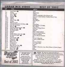 Promo only video classics: Best of Urban mix 2002 EMINEM Busta Rhymes NAS Eve