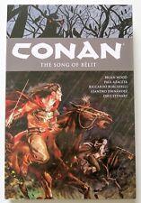Conan Vol 16 The Song of Belit Hardcover Dark Horse NEW Graphic Novel Comic Book