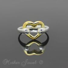 Unbranded Love & Hearts Band Fashion Rings