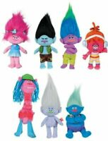 Official Licensed Movie Premier Characters Trolls Series 2 Soft Toys Plush 27cm