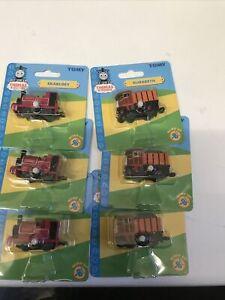 Tomy Elizabeth Engine (3) Tomy Skarloey Engine (3)