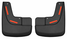 HUSKY LINERS FRONT Mud Flap Guards for 2017-2018 Ford F150 Raptor SVT (PAIR)