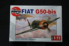 XL031 AIRFIX 1/72 maquette avion 01046 Fiat G50-Bis 1991