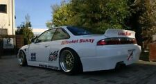 For Nissan Silvia 200SX 240SX S14 FRP RB Style Ducktail Trunk Spoiler Lip Wing