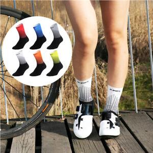 Men Women Bike Bicycle Breathable Socks Road MTB Track Cycling Sports Socks