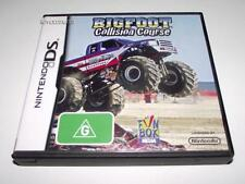 Bigfoot Collision Course Nintendo DS 2DS 3DS Game *Complete*