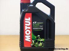 9,48€/l Motul 5100 4T 15W-50 4 Ltr teilsyn Premium Motoröl