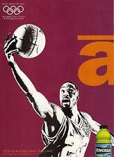 Powerade--1995 Basketball Advertisement