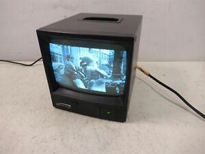 Speco Technologies Video Monitor VM901B B&W 9 Inch Screen Monochrome CRT