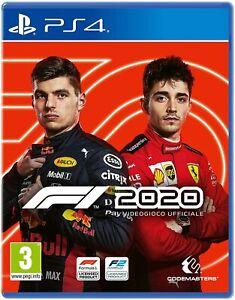 F1 2020 (Sony PlayStation 4, gioco fisico)