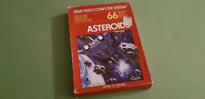 Atari 2600 VCS Game Box - Asteroids *No Game*