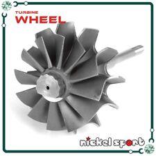 Garrett T04E 56 / 65.5 mm 12 Blades Turbocharger Turbo Turbine Shaft Wheel NEW