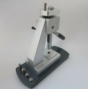 F6173-B Heavy Duty Watch Back Case Press Tool Mineral Watch Crystal Presser
