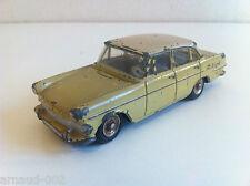 Dinky Toys - 554 - Opel Rekord 1960 (Crème / blanc)