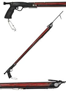 Rob Allen GT Carbon Roller Speargun 90cm - Red & Blue