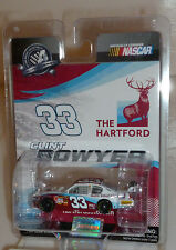 #33 CLINT BOWYER THE HARTFORD AUTO+CHEERIOS 2009 COT CHEVY IMPALA ACTION 1/64