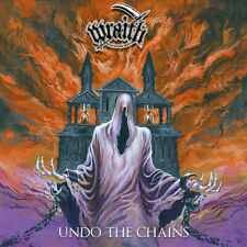 WRAITH - Undo the Chains (NEW*LIM.CD*US OLDSCHOOL THRASH/SPEED METAL)