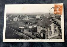 CPA. AUDUN le ROMAN. 54 - Cités. Rue des Neuf-Sauts.