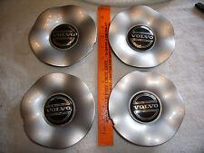 set of 4 VOLVO 1992 - 2002  850 S70 V70 FACTORY WHEEL CENTER CAPS OEM #9140405