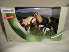 "Schleich Scenery Pack 41352  ""Shetland Pony"" Exclusive Limitierte Sonderedition"