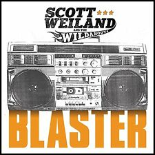 SCOTT WEILAND AND THE WILDABOUTS - BLASTER: CD ALBUM (March 30th 2015)