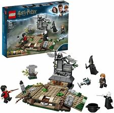 Harry Potter LEGO set. The Goblet of Fire The Rise of Voldemort Collectible Kit.