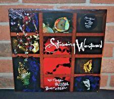 STABBING WESTWARD - Wither Blister & Peel, Ltd 1st Press RED SMOKE VINYL LP New!