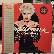 MADONNA You Can Dance vinyl LP Remixes 1987 Obi, Hype Sticker NM-/EX Promo