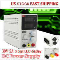 MCH-K305D Adjustable DC Power Supply 30V 5A High Precision Current Meter 110V