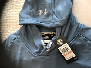 Bnwtags Under Armour Mens FISH Hoody! XMAS Size 3XL Loose Fit, Sweet