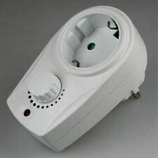 Steckdosendimmer Dimmer für Steckdose PlugIn Dimmer Steckdosen-Dimmer 20-280Watt