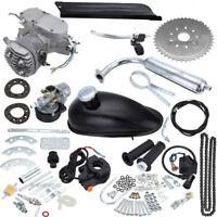 2- Stroke CDI 50cc Motor Engine kit Gas For Motorized Bicycle Cycle Bike