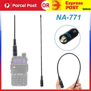 Walkie Talkie Antenna For NAGOYA NA-771 SMA-Female F Baofeng UV-5R BF-888S UV-82