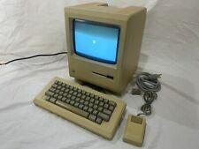 Complete Vintage Apple Macintosh 512K Desktop Computer - M0001W
