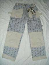Garden Girl Womens Gardening Trouser Pants BLUE (Euro Size 38)