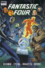 FANTASTIC FOUR VOL 4 - MARVEL PREMIERE EDITION 2011 1st  Print HB in DJ - EX CON