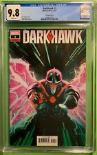 DARKHAWK #1 (10'21) CGC 9.8 NM/M FRANCIS YU VARIANT EDITION MARVEL COMICS WHITE
