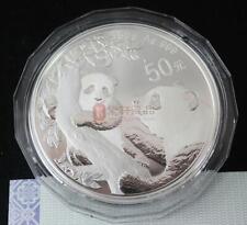 China 2021 Panda Silver Coin Commemorative Coin 150g 999 Silver PF70