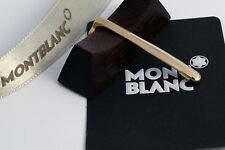 MONTBLANC MEISTERSTUCK 144, 163, 164, 165  GOLD CLIP> MINT!! 100% AUTHENTIC!!