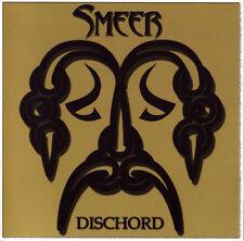 SMEER – Dischord - CD - Neu OVP - Modern Metal