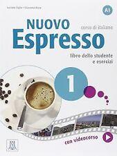 NUOVO ESPRESSO 1 ALUMNO.(LIBRO +DVD). ENVÍO URGENTE (ESPAÑA)